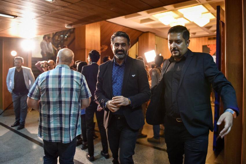 پنجمین جشن عکاسان سینمای ایران