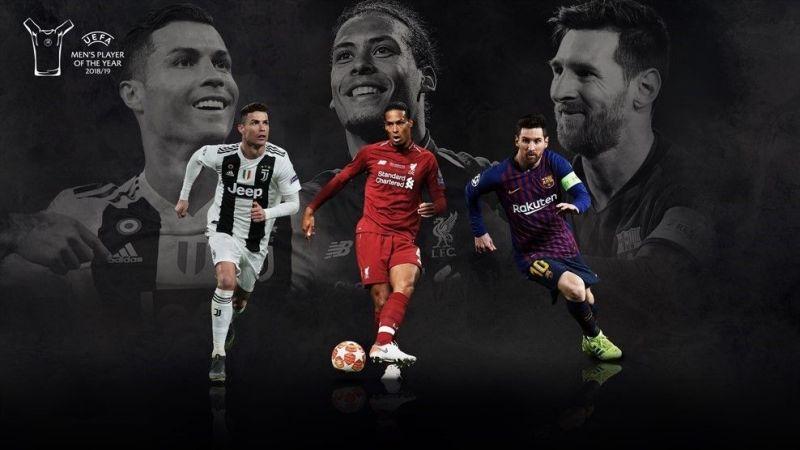 انتخاب بهترین بازیکن اروپا