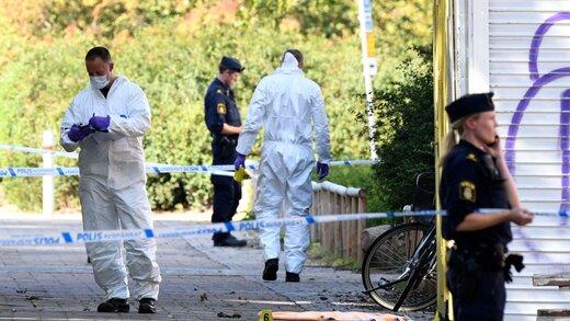 قتل خانم دکتر ایرانی در سوِِِئد
