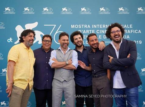 متری شش و نیم در جشنواره ونیز