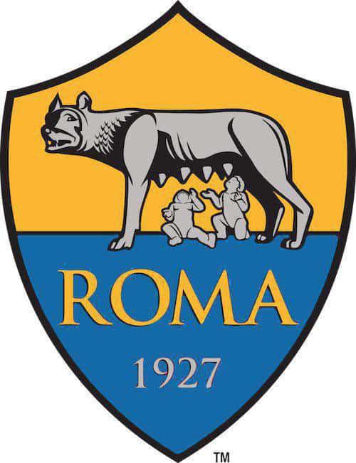 تغییر رنگ لوگوی باشگاه فوتبال رم