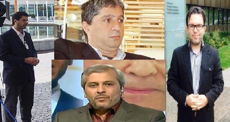 خبرنگاران صدا و سیما
