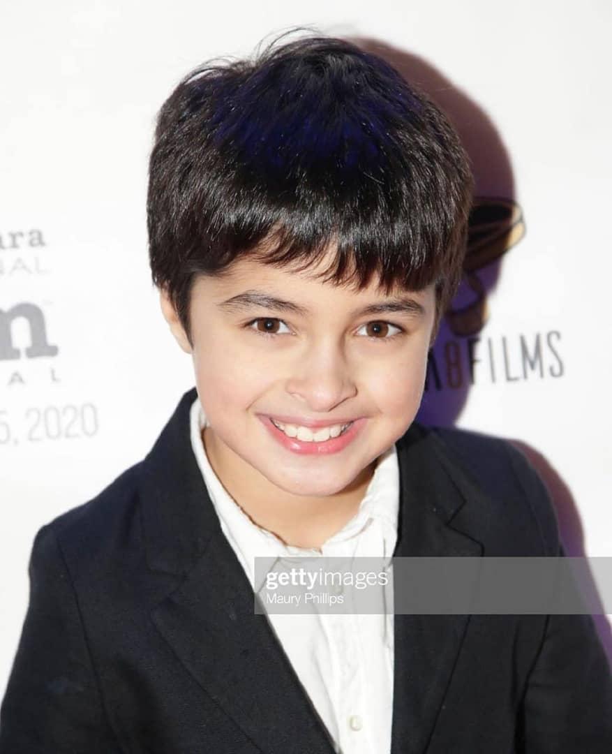 شهاب حسینی در فستیوال فیلم سانتا باربارای کالیفرنیا