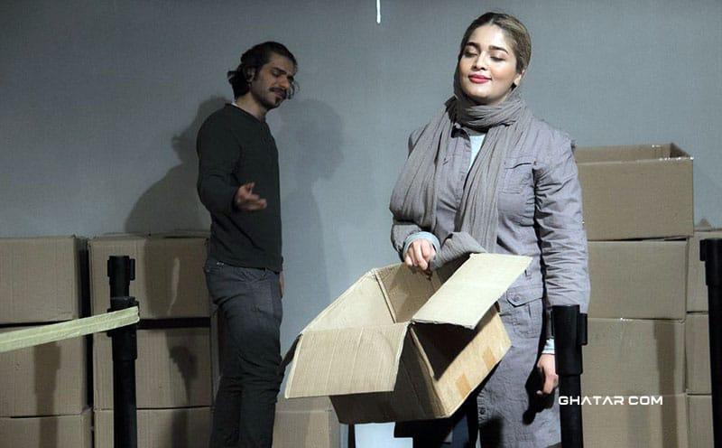 عارفه معماریان در نمایش رادیکال 2
