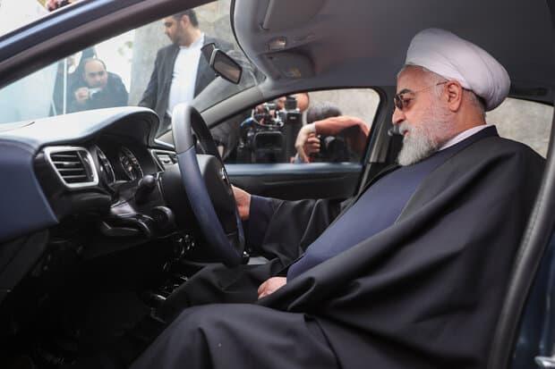 روحانی قیمت خودرو
