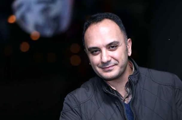 احسان کرمی مجری و بازیگر