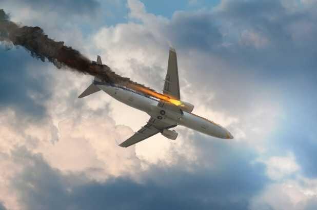 سقوط هواپیمای جودوکاران