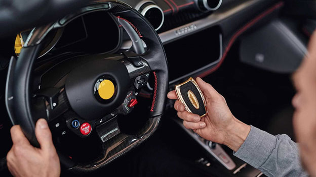 سوییچ یا کلید خودرو