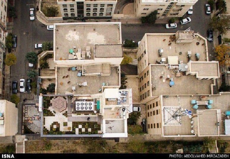 پشت بام نشینی در مشهد