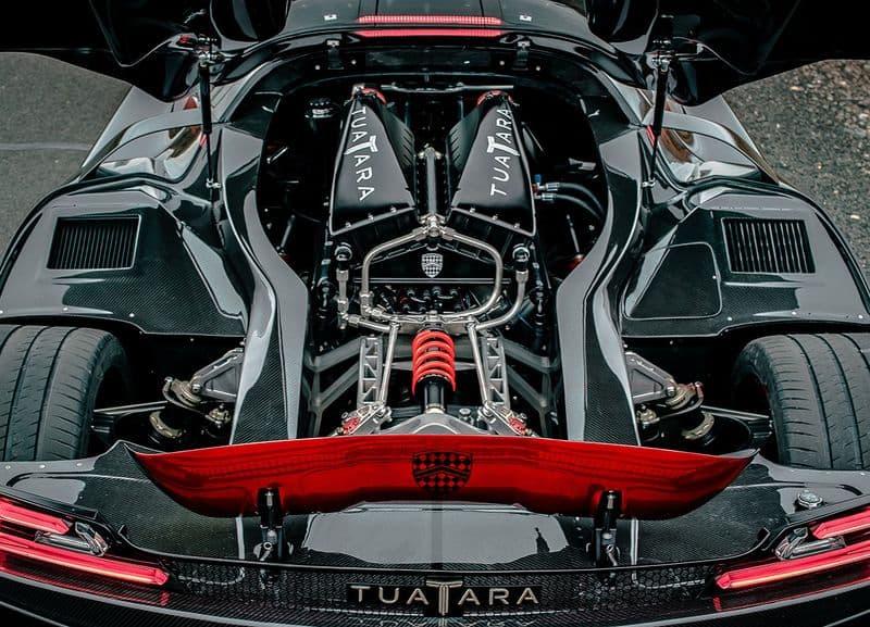 سریعترین خودروی جهان