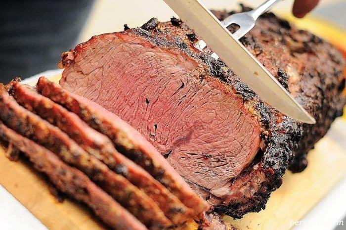 گوشت پخته شده