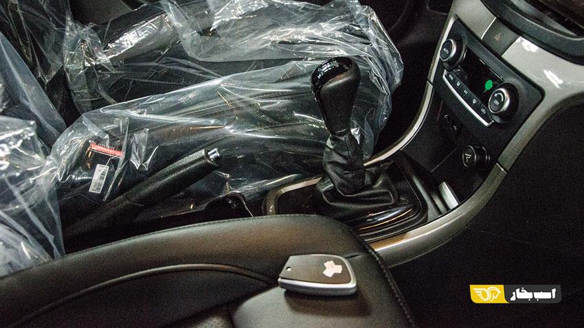خودرو شاهین سایپا