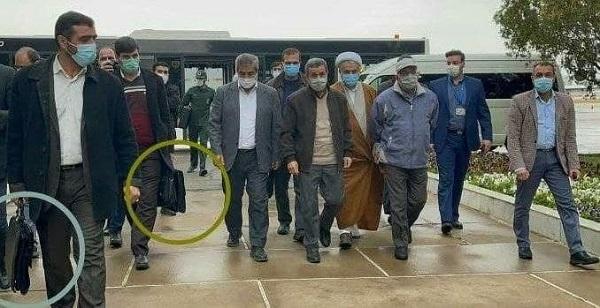 سفر احمدی نژاد به سی سخت