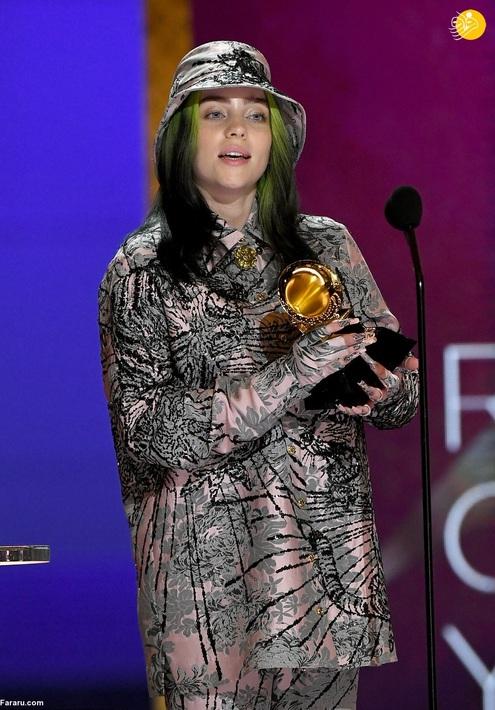 جوایز موسیقی گرمی 2021