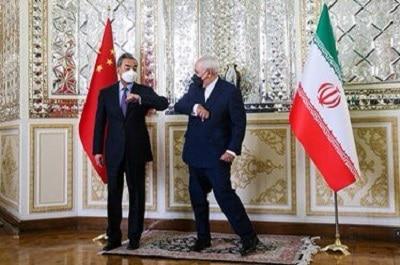 قرارداد همکاری ایران و چین
