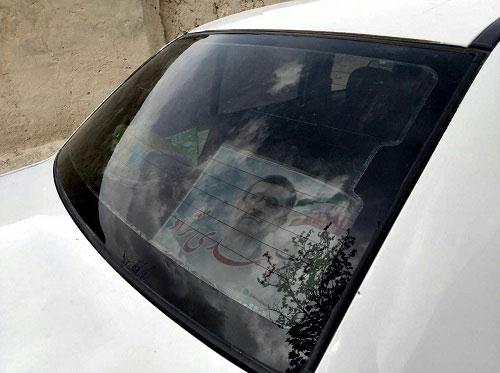 تبلیغات انتخاباتی احمدی نژاد