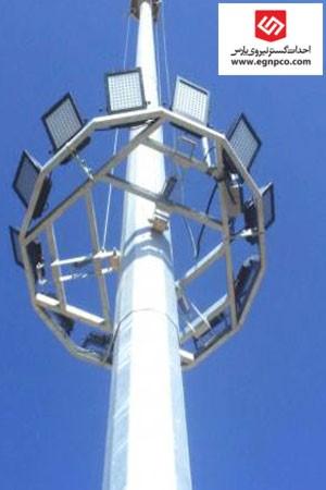 برج نوری شرکت مهندسی احداث گستر نیروی پارس