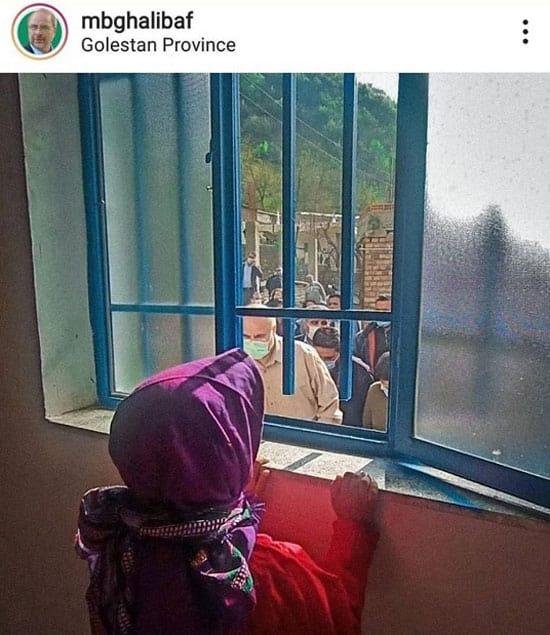 سفر قالیباف به آزادشهر