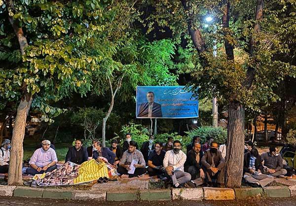 طرفداران احمدی نژاد