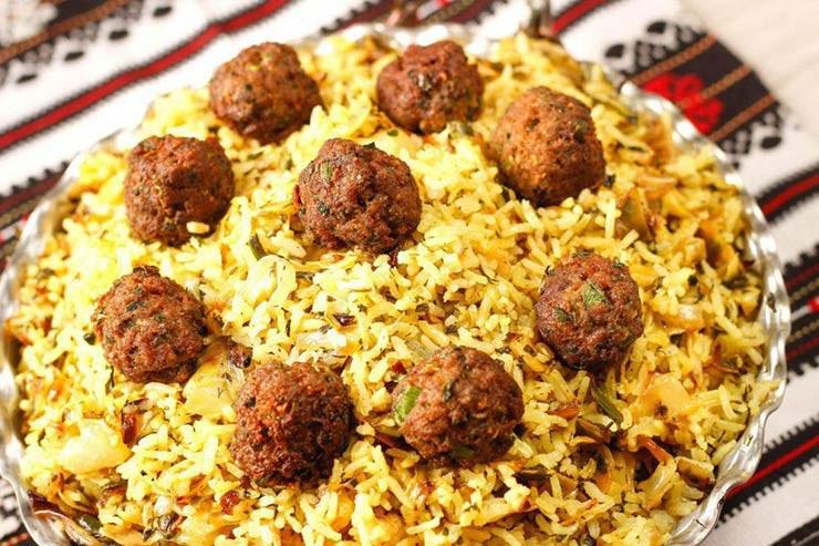 بهترین رستورانهای شیراز