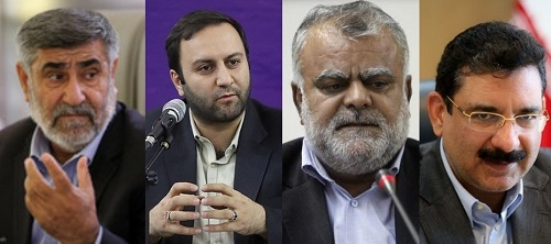 گزینه های شهرداری تهران