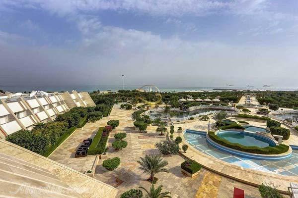 هتل مارینا پارک کیش همراه با ساحل اختصاصی