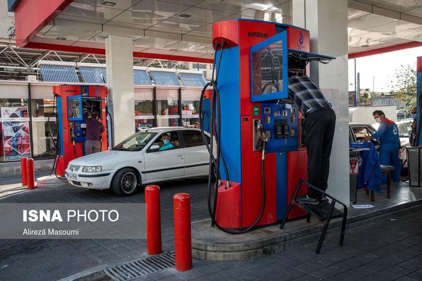 خرابی پمپ بنزین