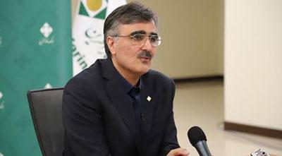 رئیس جدید بانک ملی