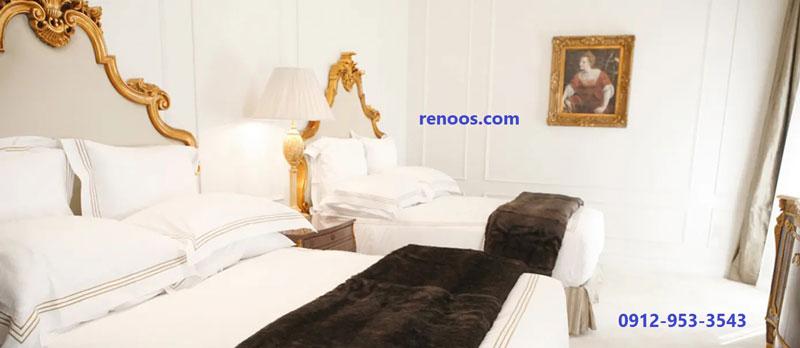 خرید کالای خواب هتلی از رنوس