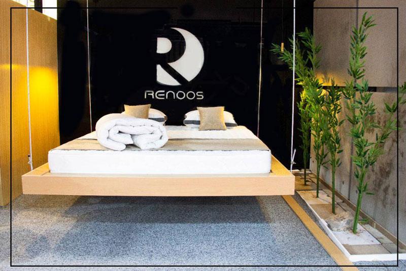 تجهیزات هتلی رنوس در نمایشگاه بین المللی