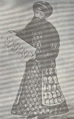 میرزا عبدالوهاب خان معتمدالدوله نشاط