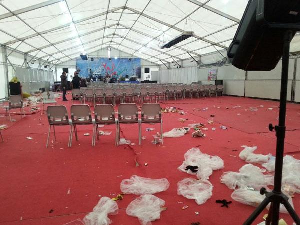 مراسم هفته فرهنگی استان اردبیل