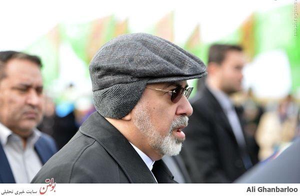 محمد جواد ظریف در ترکمنستان