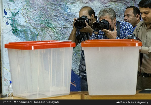 صندوق رای شفاف