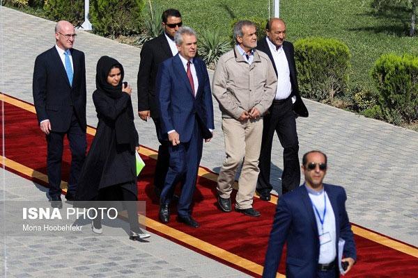 مسعود پزشکیان نایب رئیس مجلس