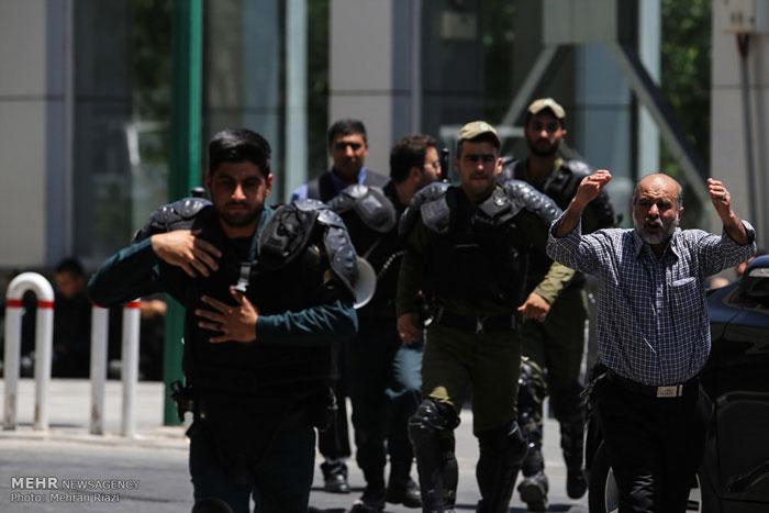 حمله مسلحانه مجلس
