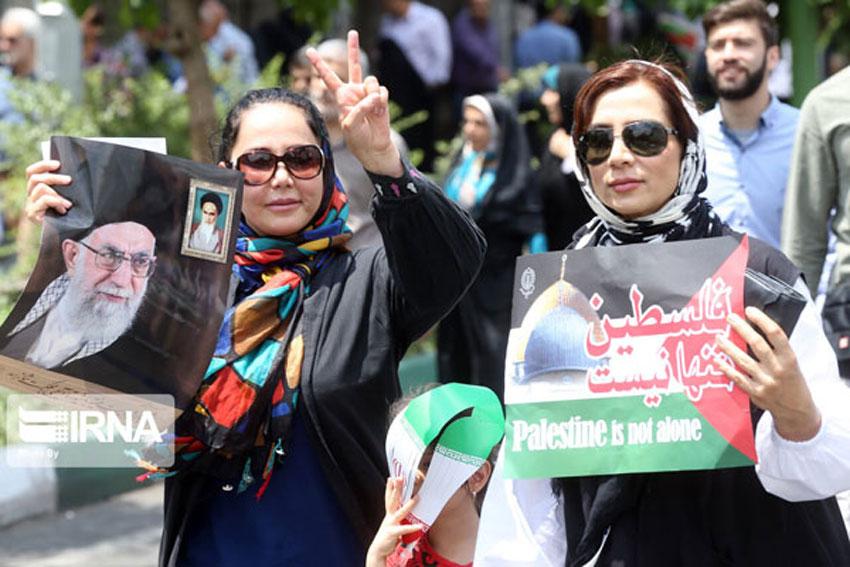 راهپیمایی روز قدس