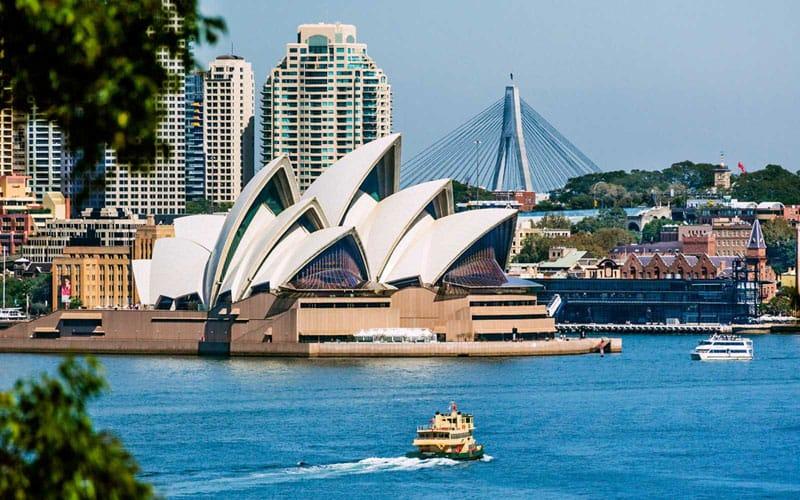 مهاجرت استرالیا